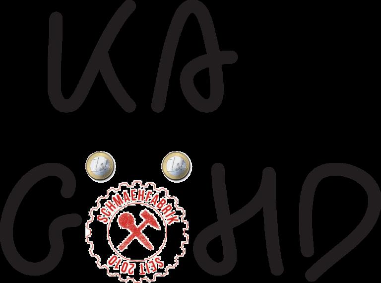 """Neues Projekt der Schmähfabrik: """"Ka Göhd"""""""